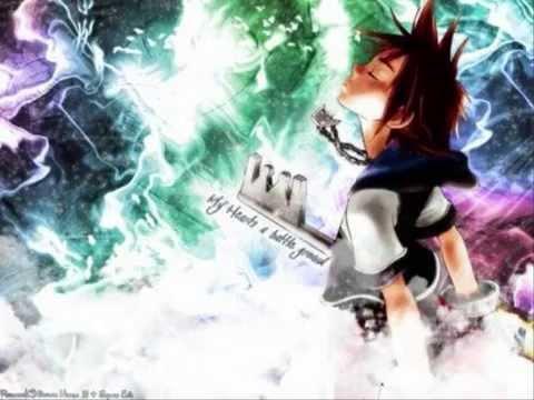 Kingdom Hearts - Sanctuary ( Utada Hikaru ) video