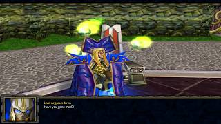Warcraft 3: Legends of Arkain (First Human Book) 05 Defense of Home (Part 1)