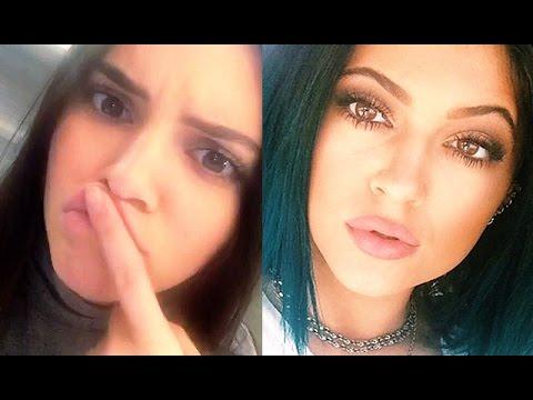 Kendall Jenner Disses Kylie Jenner - WTH?!