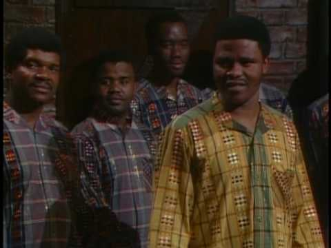 """Ghost of Faffner Hall"" - ""Ladysmith Black Mambazo"""