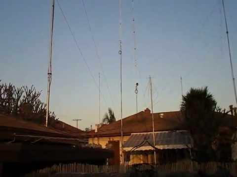 Ham Radio Antenna/Shack Tour Part I