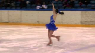 27 Miyabi OBA (JPN) - ISU JGP Tallinn Cup 2013 Junior Ladies Free Skating