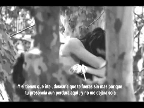 Evanescence   My Immortal [ Letra en español ]