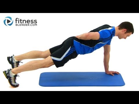 Upper Body Mass Workout - Killer Bodyweight Workout for Strength Image 1