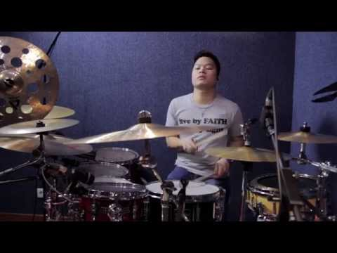 Echa Soemantri - True Worshippers Medley (drum Reinterpretation) video