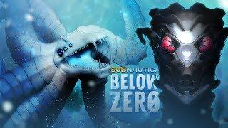 Subnautica Below Zero - We Have To BUILD A Precursor!? - New Leviathans & Below Zero Gameplay