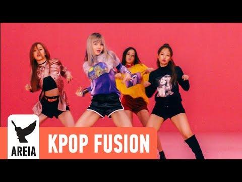 BLACKPINK - Whistle (휘파람) | Areia Kpop Fusion #16 REMIX