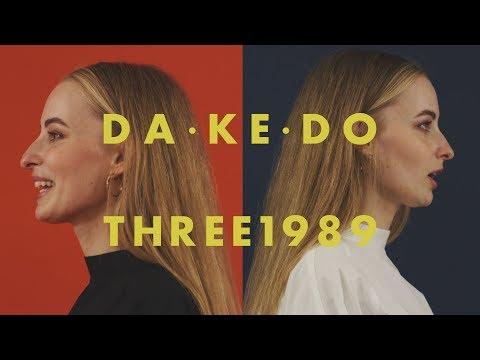 DA・KE・DO - Music Video / THREE1989