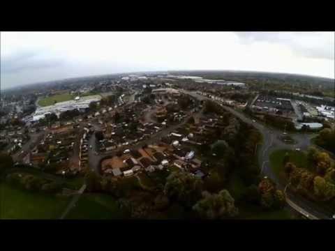 DJI Phantom FC40 - Werrington - Peterborough - Drone Fly