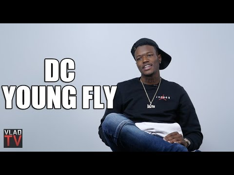 DC Young Fly on Blowing Up After Kevin Hart Roasted Him Back (Part 5)