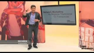 Network Marketing vs Franquicias vs Negocios Tradicionales - Roger Moreno