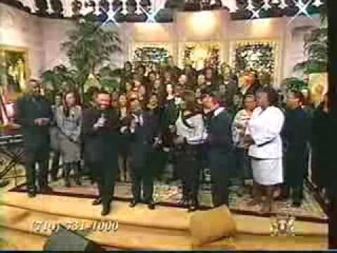 For Every Mountain - Kurt Carr & Singers, Andrae Crouch & The New CMC Choir - April 2003