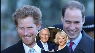 Will Prince William and Harry refuse to let Camilla be Queen?
