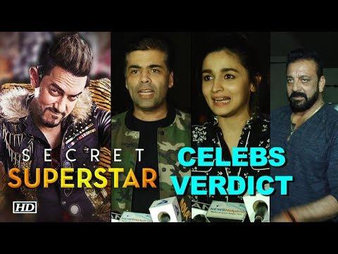 download lagu Karan, Alia & Sanjay's Verdict On Aamir's Secret Superstar gratis