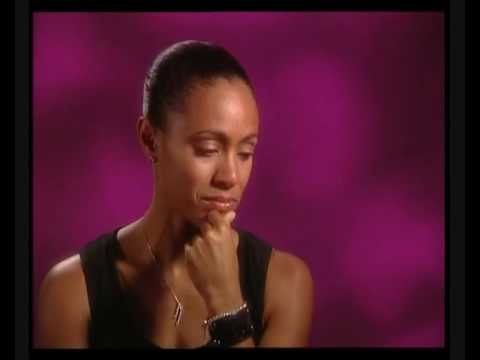 Jada Pinkett Smith talk about tupac