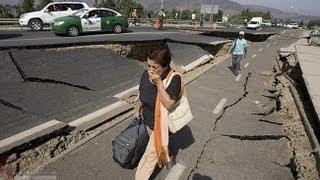 الزلزال لحظة بلحظة بالصوت والصورة ، وكأنك معهم !!!