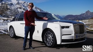 The NEW Rolls-Royce Phantom is the Most Luxurious Car EVER! | REVIEW