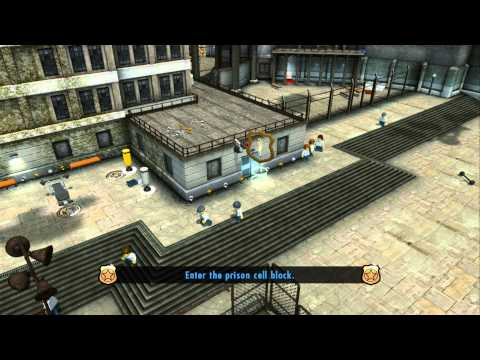 LEGO City Undercover (Wii U) - Complete Playthrough - Chapter 3 'Go Directly to Jail'