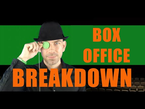 Box Office Breakdown Jan 15th - 17th