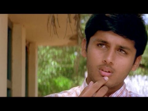 Jayam Movie || Sadas Sister Write on Train Comedy Scene || Nitin...
