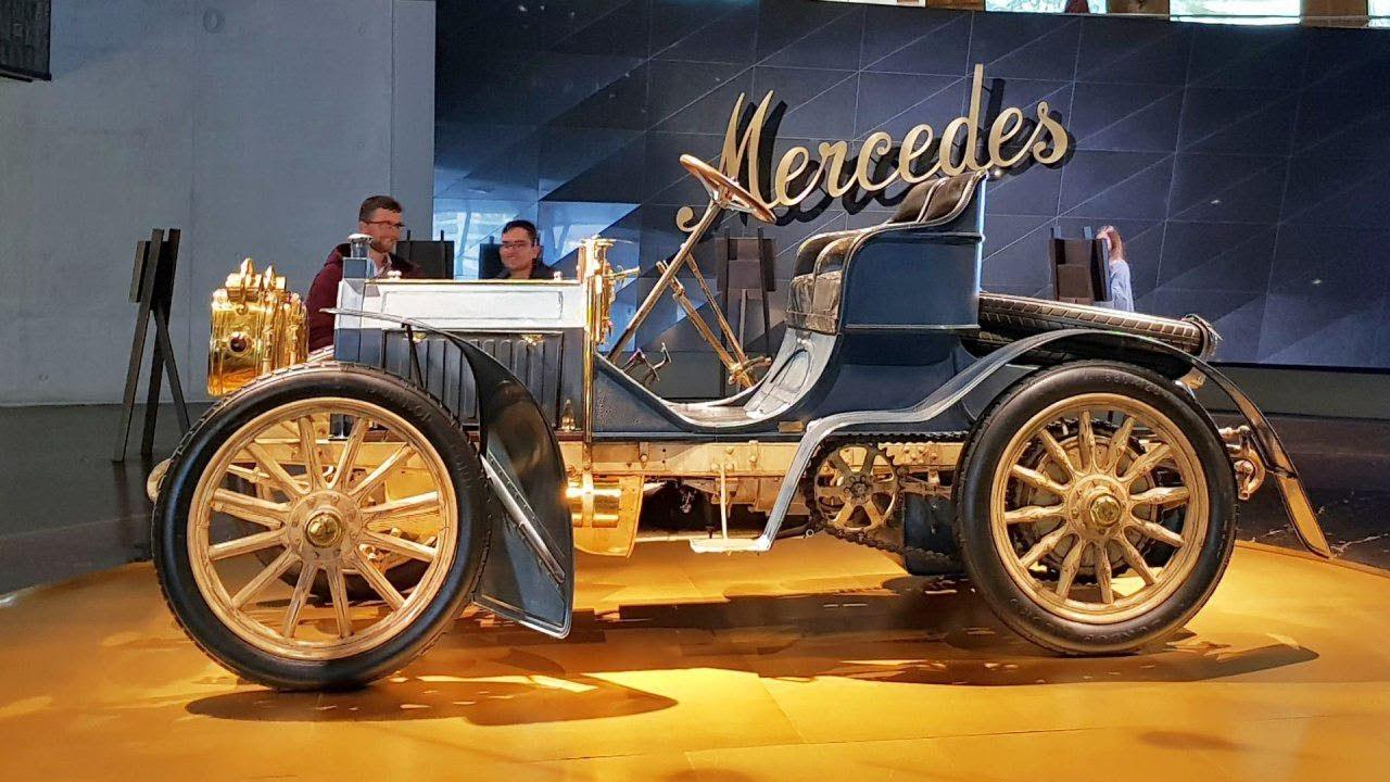 Музей MERCEDES-BENZ - cтаринные автомобили. НЕ СЕЛЬСКОЕ ХОЗЯЙСТВО!