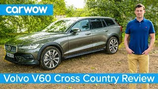 Volvo V60 Cross Country 2020 in-depth review... Sort of... | carwow Reviews