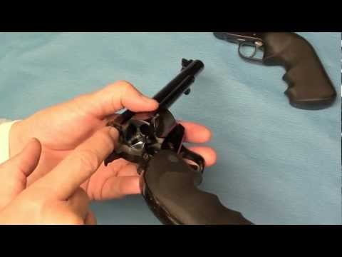 Ruger Super Blackhawk 44 Magnum Single Action Revolver - Past and Present