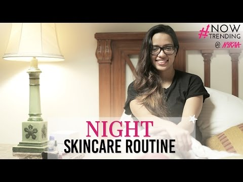 Night Time Skincare Routine For Summer + GIVEAWAY(Closed) | Debasree Banerjee