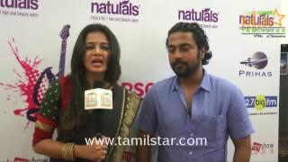 Chandran And Anjana At Rhapsody Music Concert