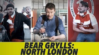 BEAR GRYLLS: ARSENAL EDITION