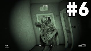 TONGUE MONSTER AT THE SCHOOL   Outlast II Part 6