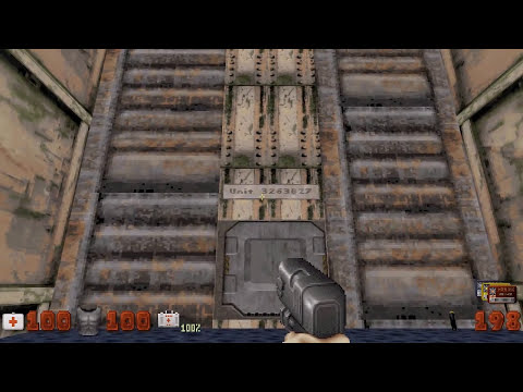 Duke Nukem 3D Easter Eggs compilation