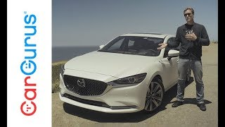 2018 Mazda Mazda6 | CarGurus Test Drive Review