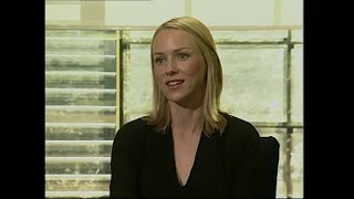 Mulholland Drive - Interview with Naomi Watts and David Lynch (2001)
