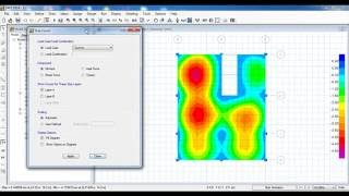 CSI SAFE-Analysis & Design of Slab using Strip Method Civi