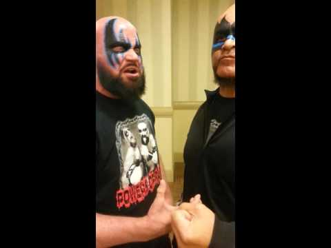 Warlord and Barbarian are coming to RCW River City Wrestling