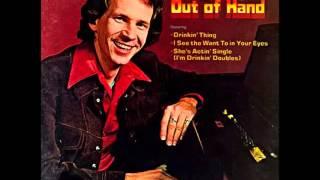 Watch Gary Stewart Out Of Hand video