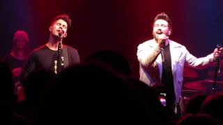 Download Lagu Dan And Shay When I Pray For You Manchester 03/12/2017 Gratis STAFABAND