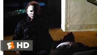 Halloween II (9/10) Movie CLIP - Why Won't He Die? (1981) HD