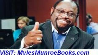 Myles Munroe Videos - Six Secrets to Success - Part 2