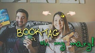 ¡Booktag ft. Oh My Mary!