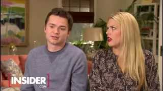 Awesome Cougar Town cast interviews