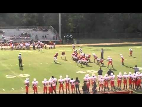 Max Abbott Middle School vs  Douglas Byrd Middle School