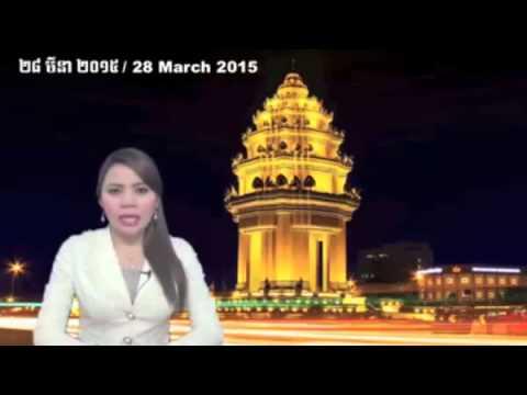CNRP Daily News 28 March 2015 | Khmer hot news | khmer news | Today news | world news