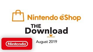 The Download - August 2019 - ASTRAL CHAIN, Hotline Miami Collection & More!