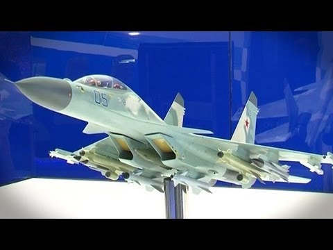 Moscow Air Show Features New High-Agility Fighter, Spacecraft and Air-Defense System