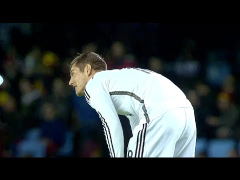 Toni Kroos vs Spain (A) 14-15 720p HD
