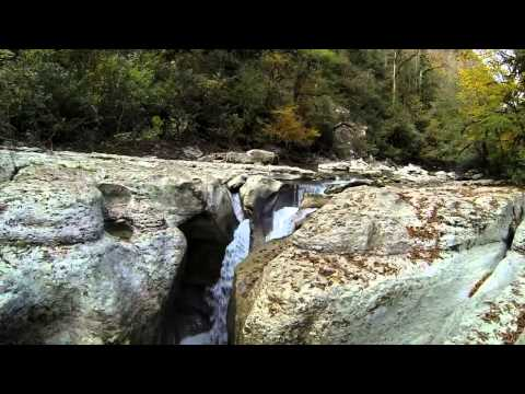 белые скалы хоста видео