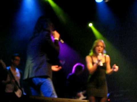 Constantine Maroulis & Amy Spanger High Enough 3/3/09