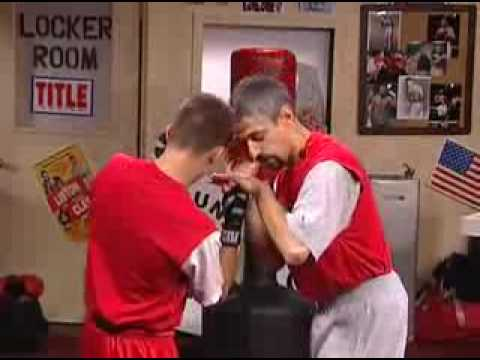 uppercut defense boxing training ( boxing training) Image 1